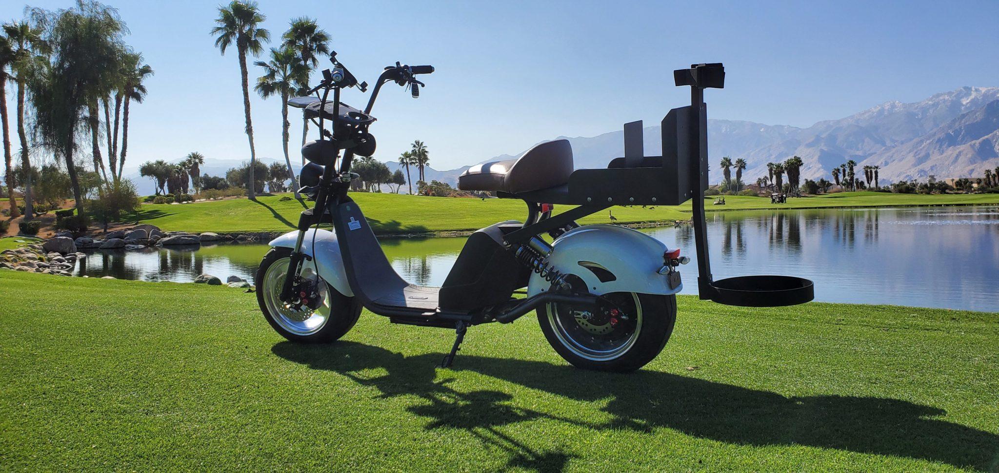 Cruiser 3.0 Golf Scooter